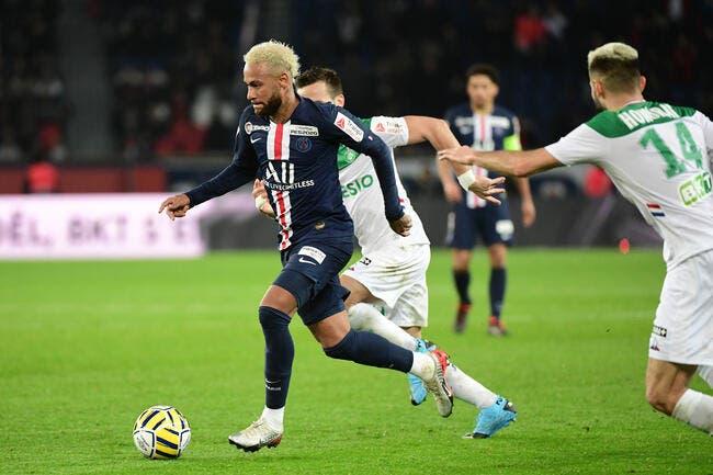 PSG : Une tactique anti Neymar et Mbappé pour l'ASSE ?