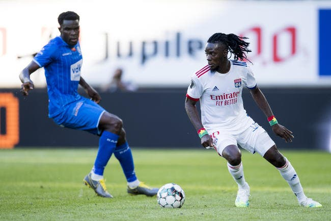 OL : Lyon s'impose en Belgique