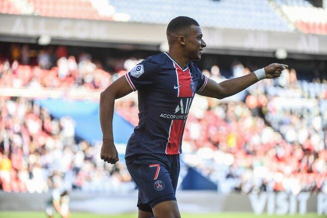 PSG : Mbappé veut rester, ça tombe bien il est intransférable !