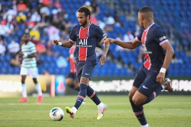 PSG : Le mauvais Neymar déjà de retour ? Pitié, pas ça !