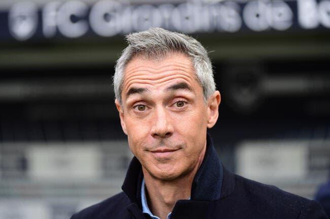 Paulo Sousa ne souhaiterait plus quitter les Girondins — Bordeaux