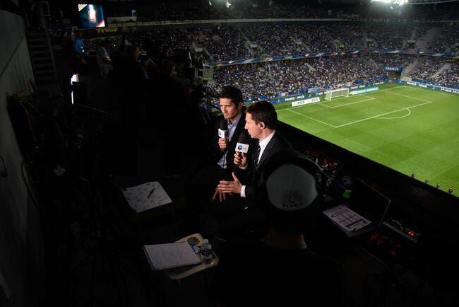 La finale sera diffusée sur TF1 — LdC