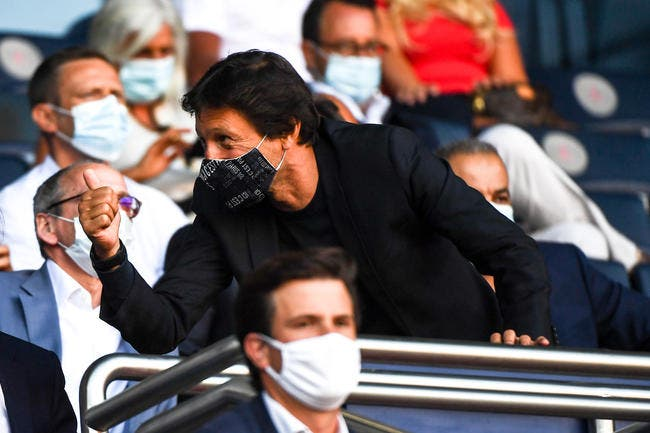 PSG : Leonardo a gagné, ce colosse signe jeudi à Paris !