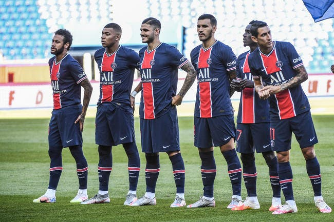 PSG : Neymar et Mbappé, ils font transpirer Al-Khelaïfi