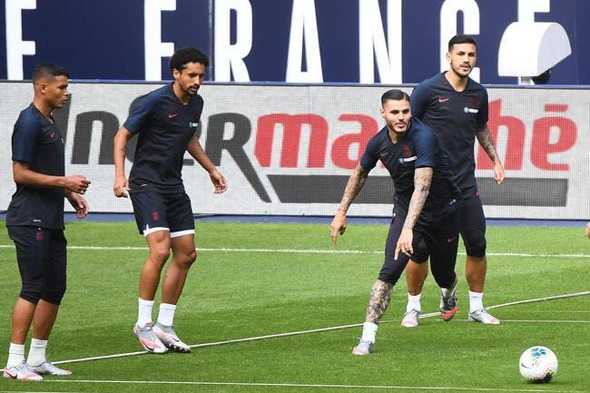 PSG : Stop à l'intox, Thiago Silva s'en va