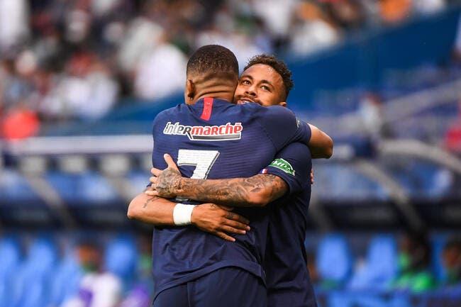 CdF : Neymar OK, Mbappé KO, le PSG titré