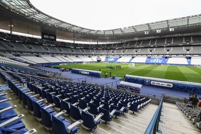 CdF : PSG - ASSE : les compos (21h10 sur France 2)