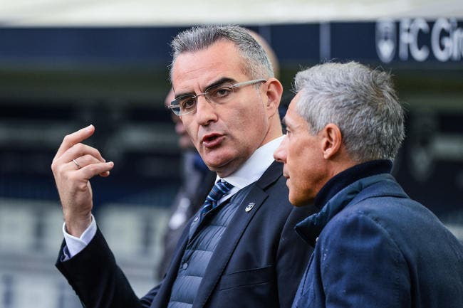 Les joueurs des Girondins touchés par le départ d'Eduardo Macia ?