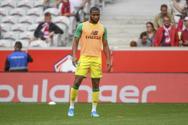 FCN : Trois cas positifs à Nantes, dont Marcus Coco
