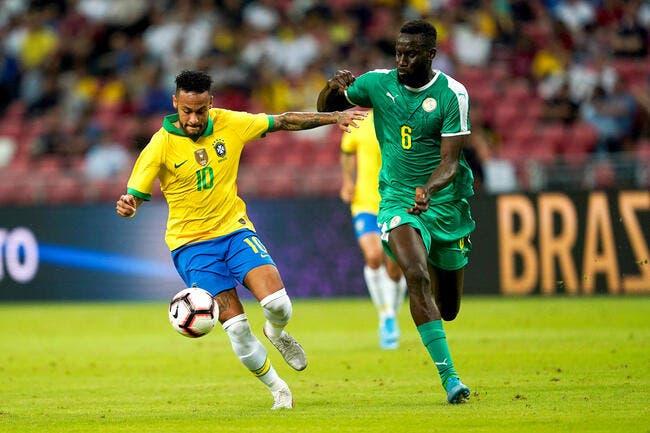 Foot : Neymar contre Messi, un duel sous condition
