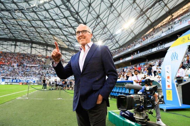 OM : Ajroudi propose 500.000 euros cash à McCourt