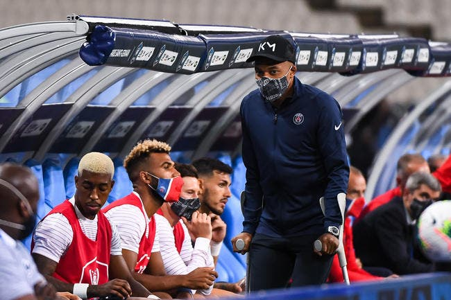 PSG : Mbappé et Kehrer blessés, Tuchel énervé