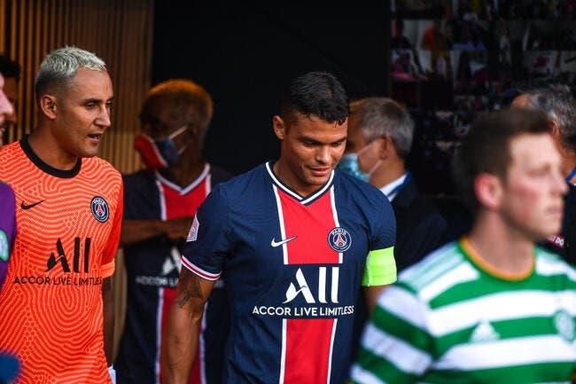 PSG : Sergio Ramos ? Thiago Silva n'est même pas Ricardo