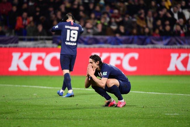 PSG : Un salaire effarant, deux clubs abandonnent Cavani