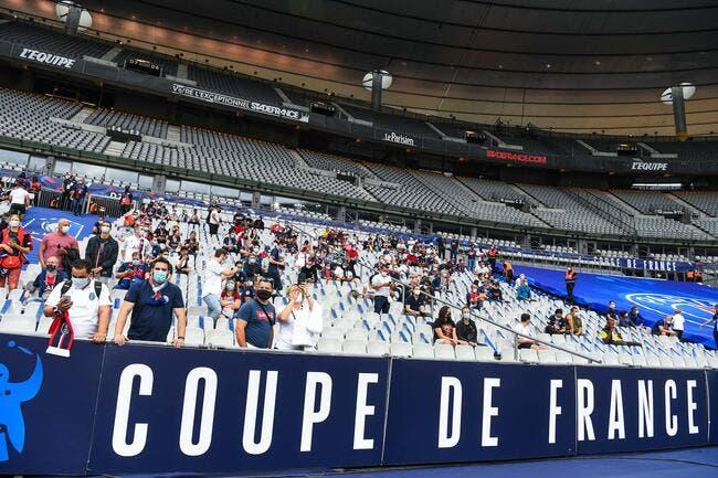 L1: 5.000 spectateurs, ça va pleurer dans le foot français