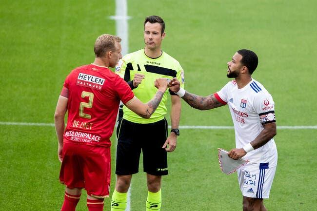 OL : Rudi Garcia fait un test, dommage c'est raté