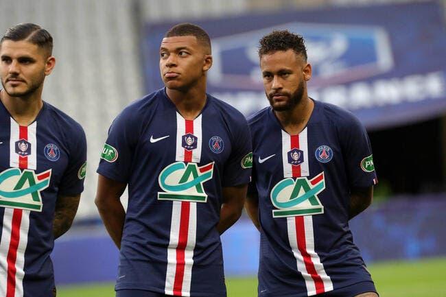 PSG: Décevant contre l'ASSE, Paris a régalé Nabil Djellit