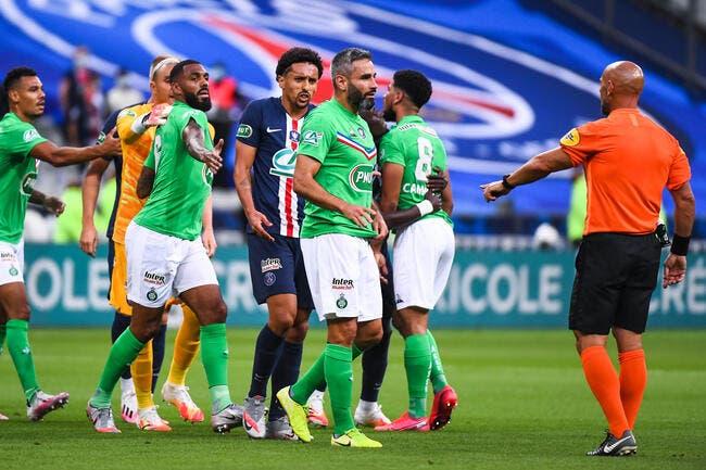 ASSE : KO depuis la finale, Loïc Perrin va stopper sa carrière
