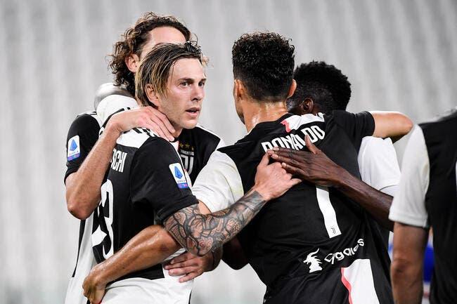 Officiel : Neuvième titre de suite pour la Juventus