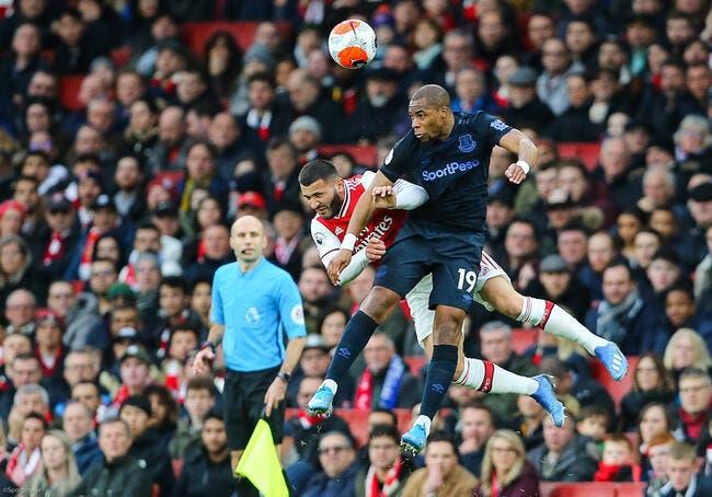 ASM : Everton renvoie Djibril Sidibé à Monaco