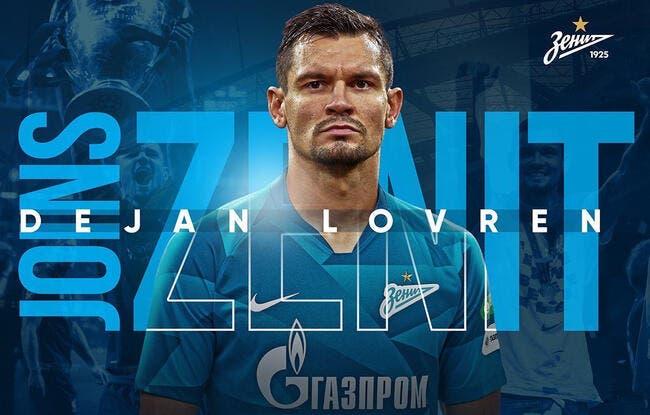 Officiel : Lovren quitte Liverpool et signe au Zénith Saint-Pétersbourg