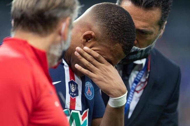 PSG : Mbappé forfait à cause de Perrin, catastrophe pour Paris