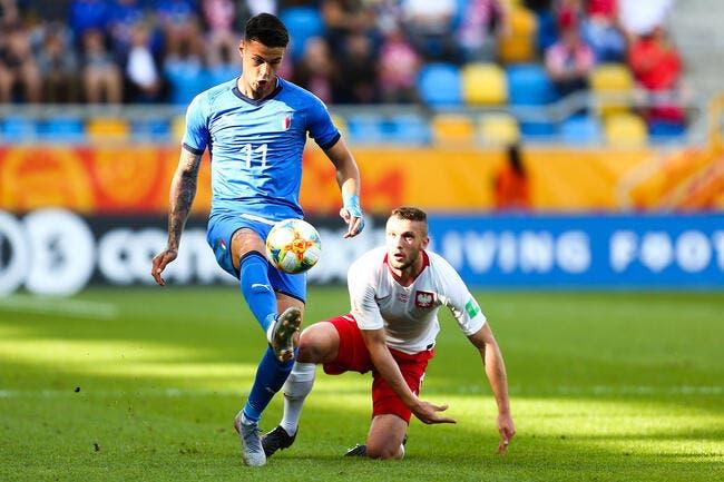 Mercato : Gianluca Scamacca entre l'OM et Rennes ?