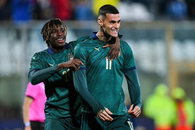 OM : Un colosse italien de 21 ans, Marseille met 12 ME !