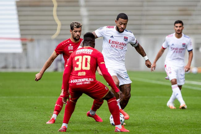 OL : Depay hyper motivé pour vite quitter Lyon ?