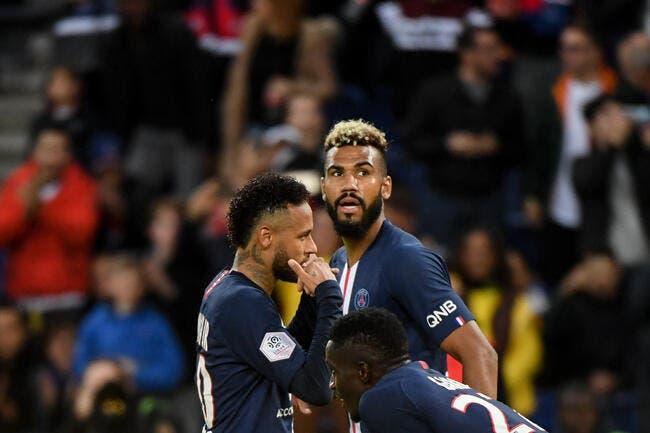 PSG : Choupo-Moting a imité Neymar une fois, c'est choquant