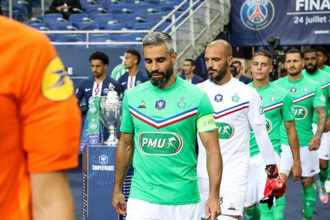 ASSE : Heureux et fier, Loïc Perrin met fin à sa carrière