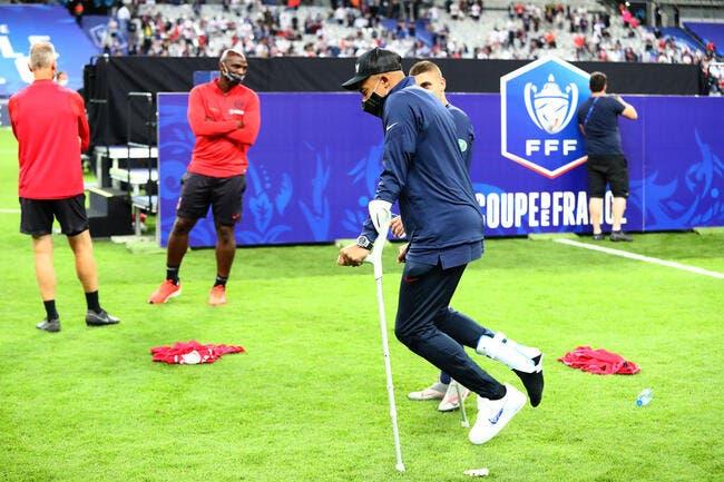 PSG : Mbappé apte contre l'Atalanta ? Tuchel casse l'ambiance
