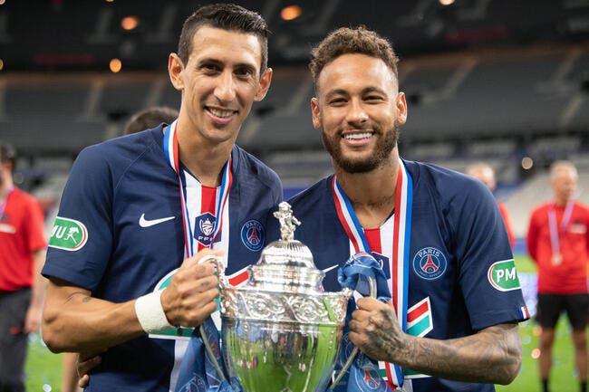 PSG : OL et Final 8, Neymar annonce du grand Paris