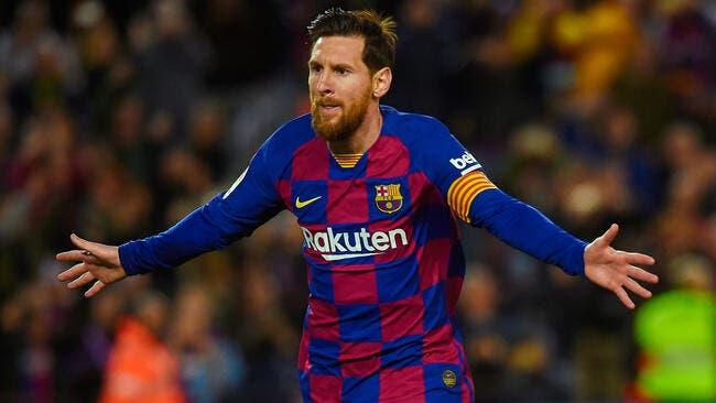 Esp : Lionel Messi n'a pas posté sa lettre, le Barça respire !