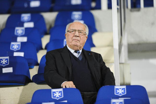 Décès de Jean-Claude Hamel, ancien président de l'AJ Auxerre