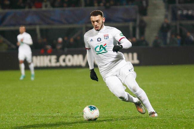OL : Le choix polémique, Lyon sacrifie Gouiri !