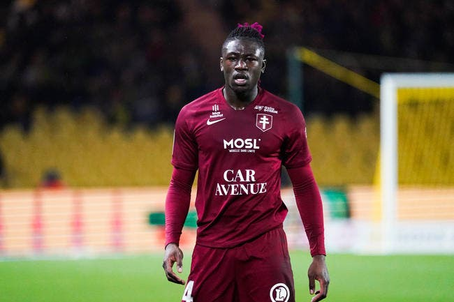 Officiel : Kevin N'Doram quitte Monaco pour Metz