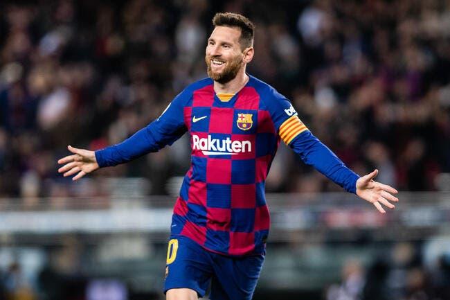 Esp: Le Barça va encore s'enfoncer à cause de Messi