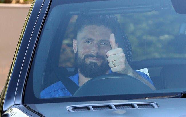 Mercato : Un retour en L1 loin de l'OL pour Giroud ?