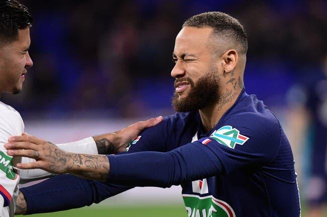 PSG : Neymar remet lui même le feu au Barça !