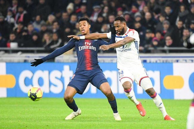 PSG-OL : Cavani grillé par Moussa Dembélé au mercato ?