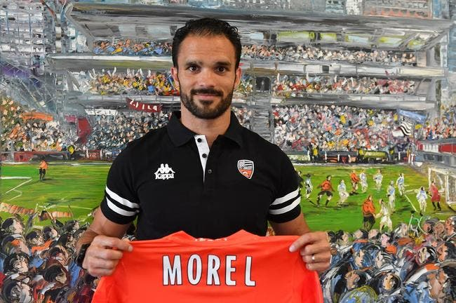 Morel renoue avec Lorient — Mercato Rennes