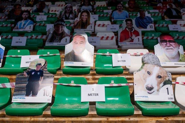 L1 : Les supporters en carton refusés en Ligue 1