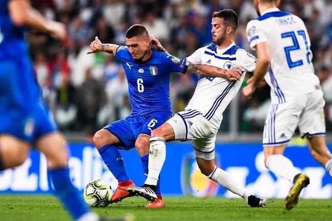 PSG : Verratti à la Juventus, un incroyable échange ?