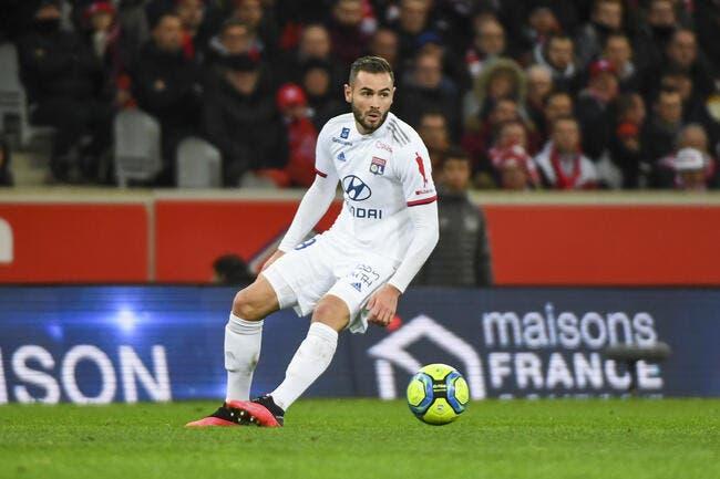 Lucas Tousart ne jouera plus avec Lyon (officiel) — OL