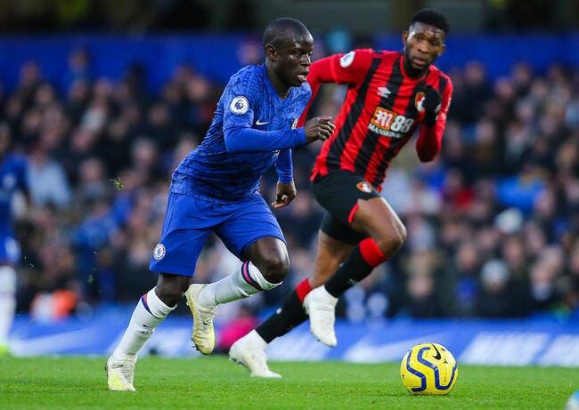 Mercato : Chelsea en folie, Ngolo Kanté sur la sellette !