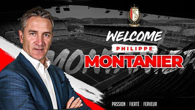 Bel : Montanier double Garde et devient coach du Standard de Liège
