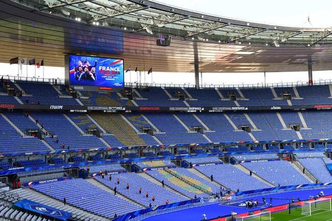 Covid : 80.000 spectateurs en délire pour PSG-OL ?