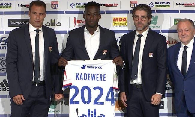 OL : Kadewere autorisé à jouer contre la Juventus et le PSG !