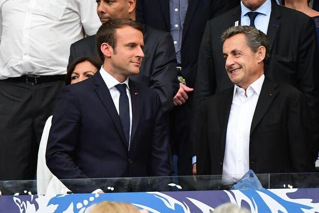 OM : Macron se défend d'avoir aidé Marseille et Eyraud
